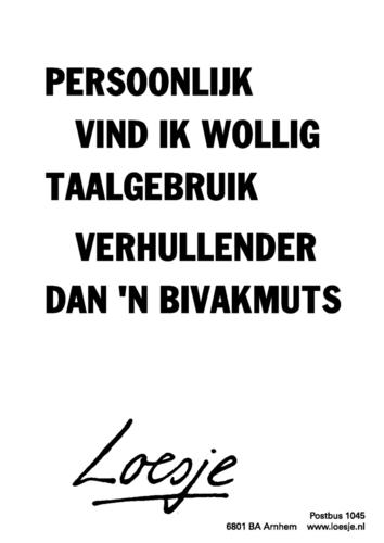 Loesje_wollige_taal