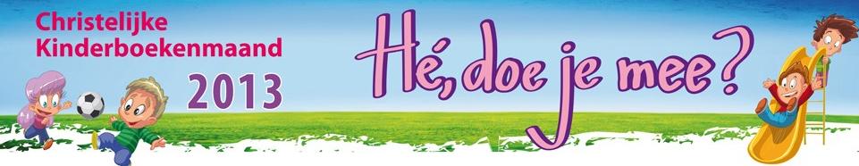 christelijke kinderboekenmaand