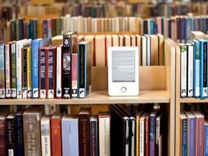 e-books en papieren boeken