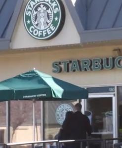 Starbucks coffee winkel