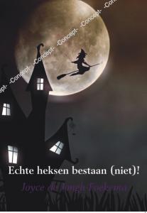 Cover Echte heksen bestaan niet
